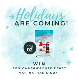 Day 2: Win het boek 'Een onverwachte kerst'