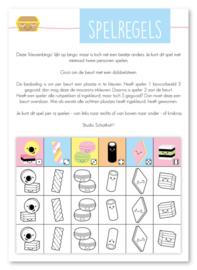 Spel A5 | kleurenbingo snoep