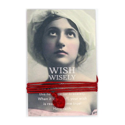 Wish wisely lovely