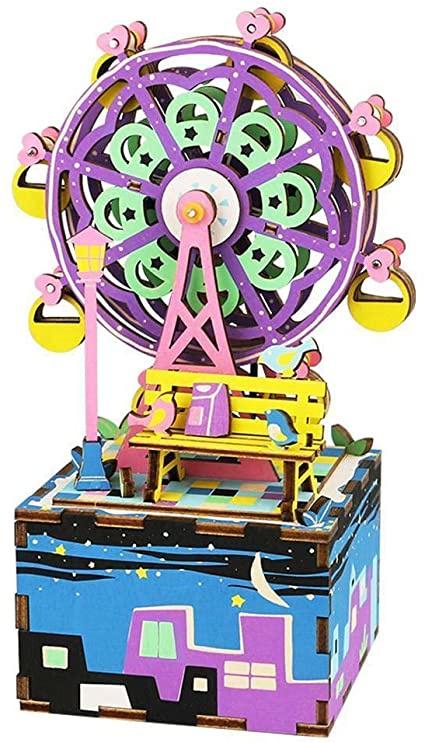 Rolife Robotime - Music Box Ferris Wheel