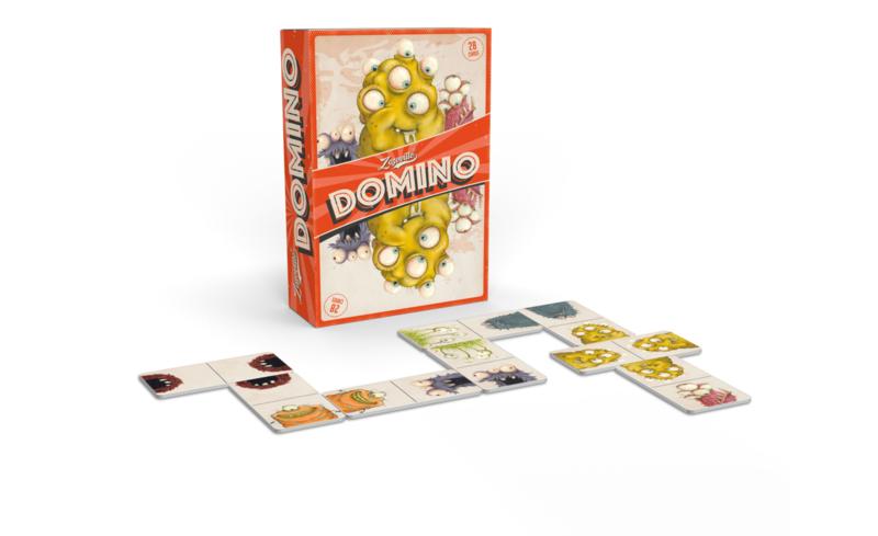 Zozoville - Domino