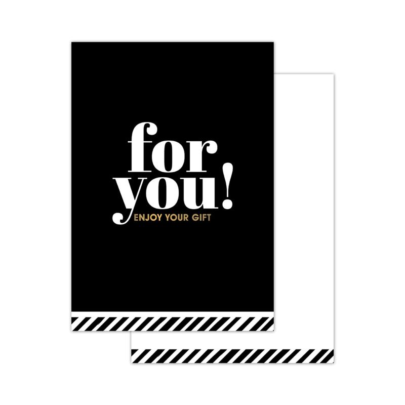 CollectivWarehouse - for you! – mini kaartjes