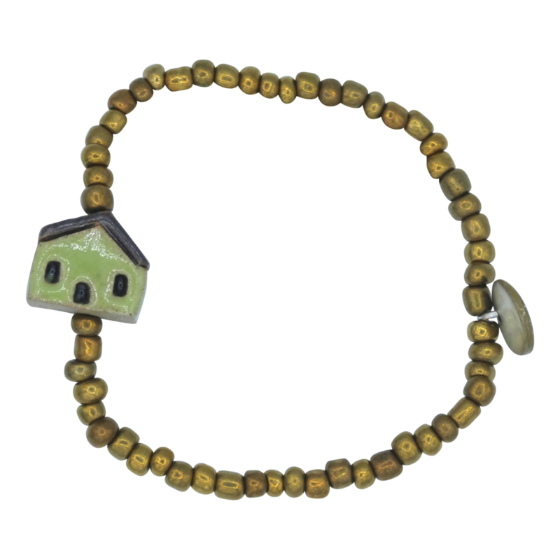 Sweet Homie armband - green