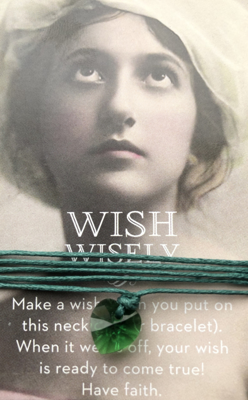 Wish wisely moss