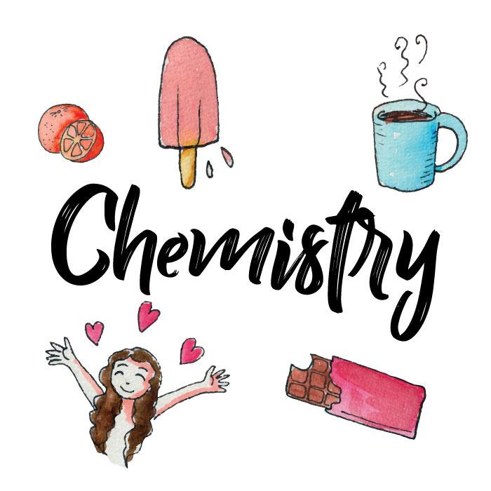 Win een Chemistry-ketting naar keuze