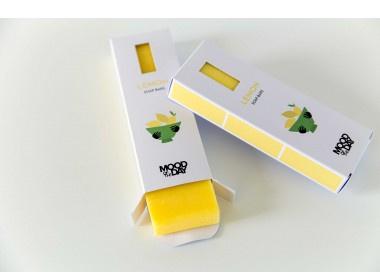 Mood of the day soap bars - Lemon