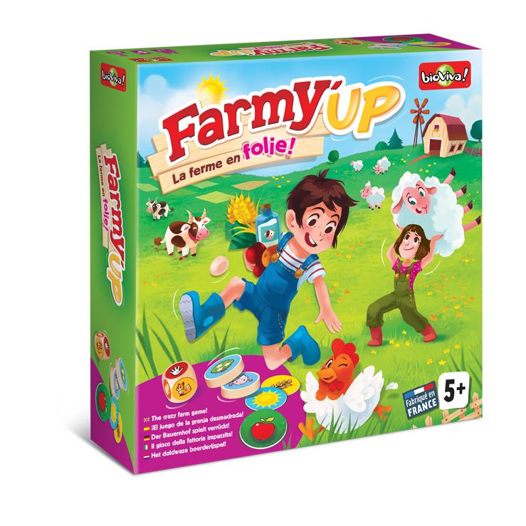 Bioviva - Farmy Up