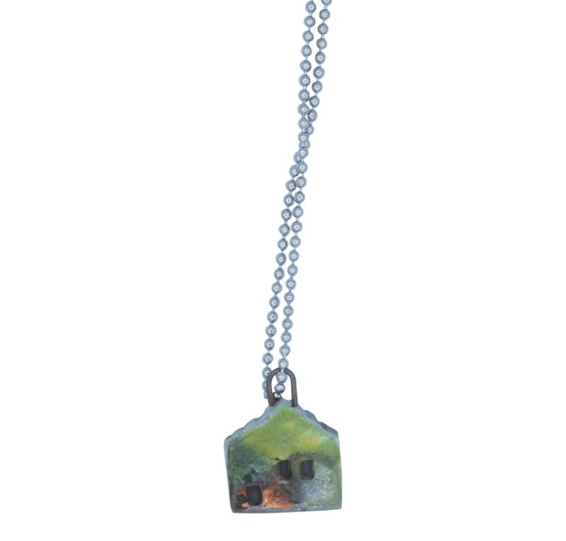 Sweet Homie ketting - copper