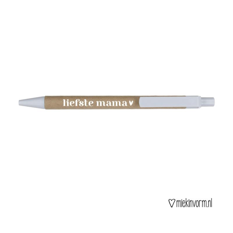 Balpen 'Liefste mama'