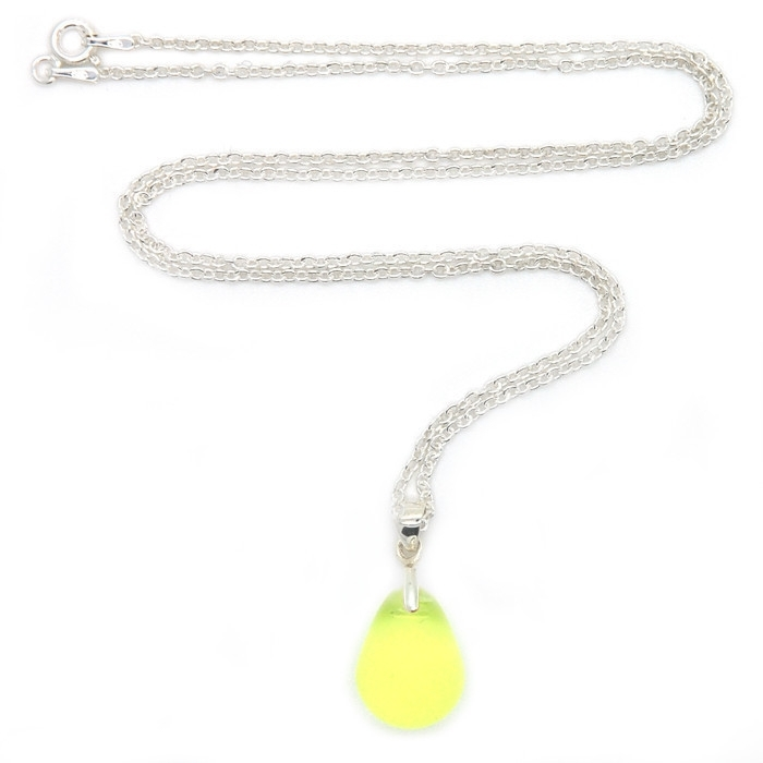 Happy tear ketting limon