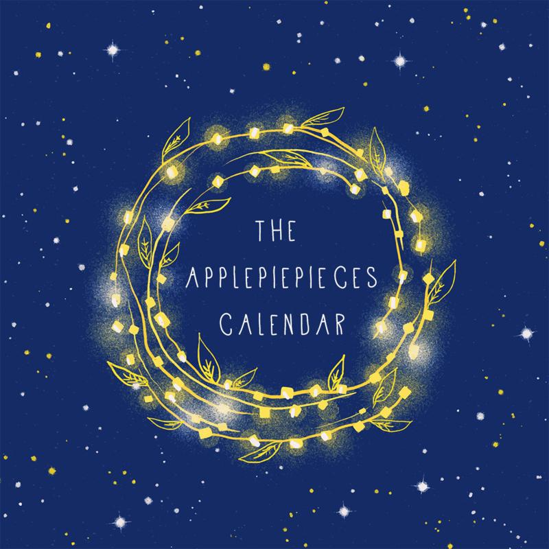 Applepiepieces Jewelry Advent Calendar - 2021