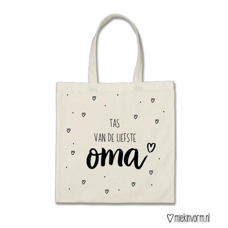 Tas van de liefste oma