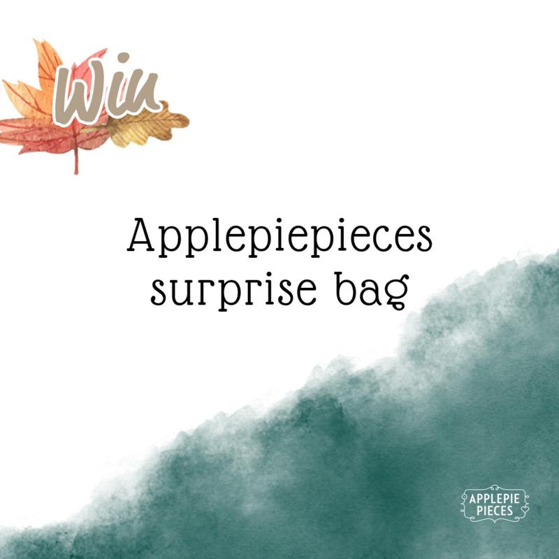 Win een Applepiepieces surprisebag