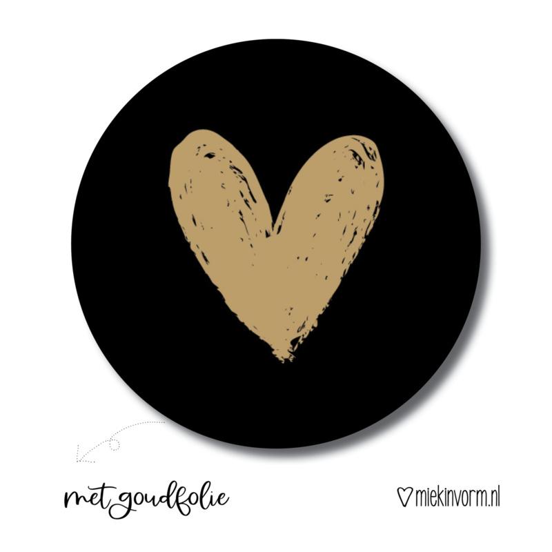 MIEKinvorm stickers - Hart