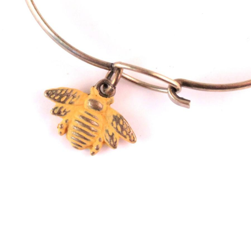Gleeful Peacock - Bee