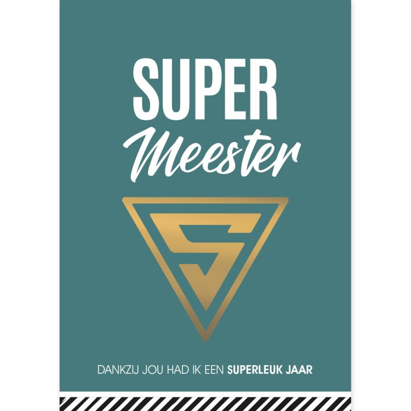 CollectivWarehouse - Super meester