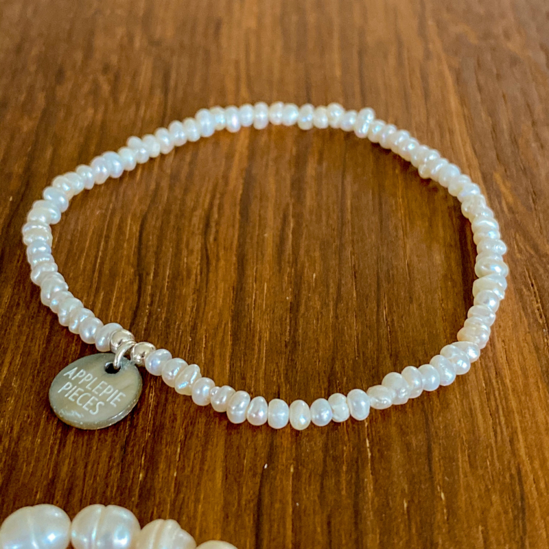 Souvenirs of life armcandy - Pearls are a girl's best friend 3.0