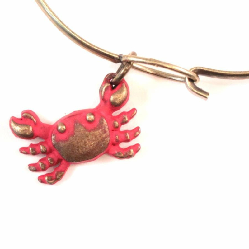 Gleeful Peacock - Crab