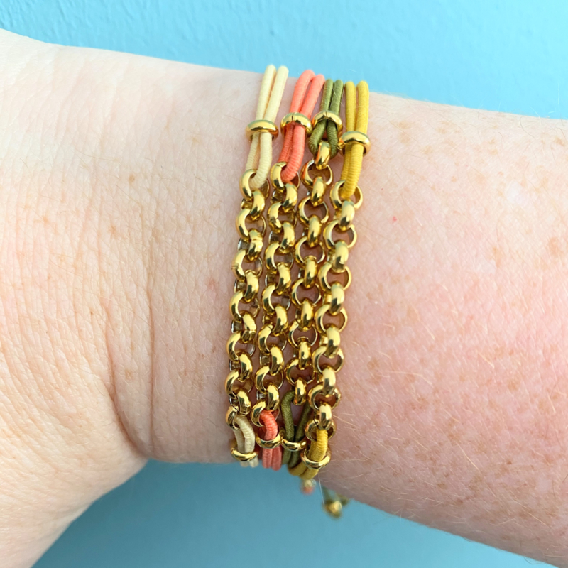 Armband A touch of gold