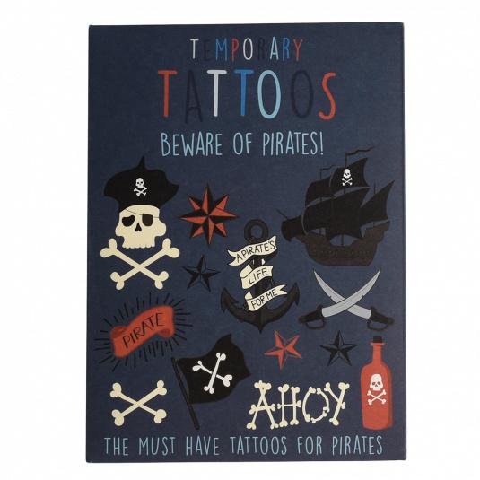 Rex London tattoos - Piraten