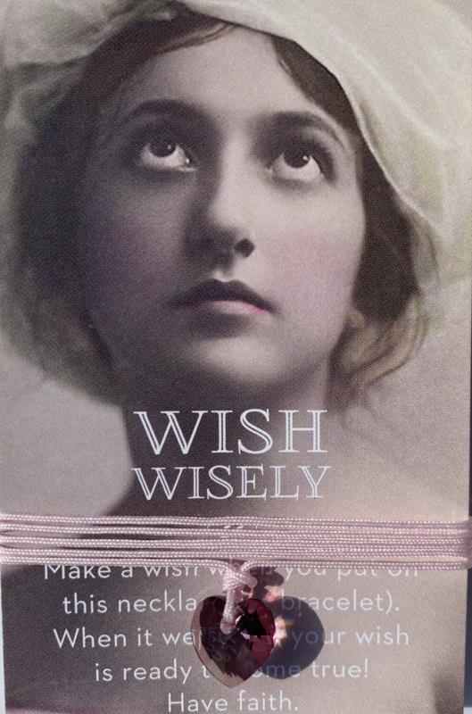 Wish wisely cute