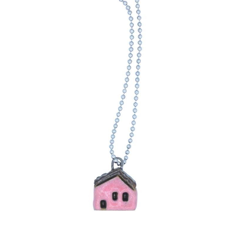 Sweet Homie ketting - pink