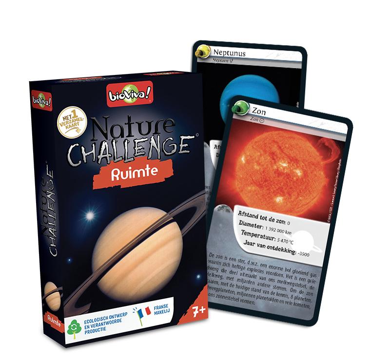 Nature Challenge - Ruimte - Educatief Spel