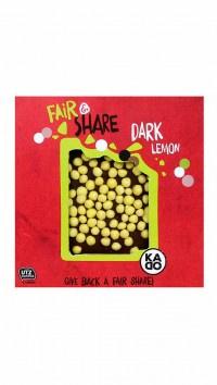 Fair & Share Dark Crispy Lemon