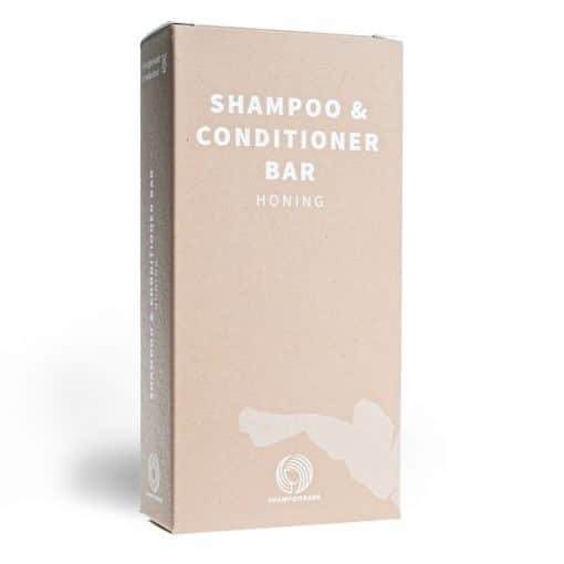 Shampoo & Conditioner Bar Honing