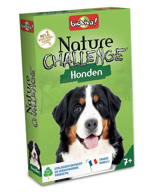 Nature Challenge - Honden - Educatief kaartspel