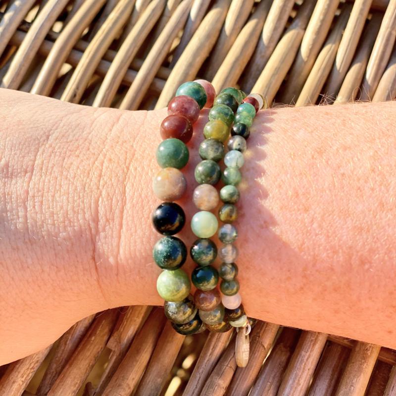 Souvenirs of life armcandy - set 3 armbanden