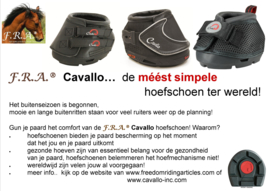 F.R.A. Cavallo Simple Boots - Klik hier
