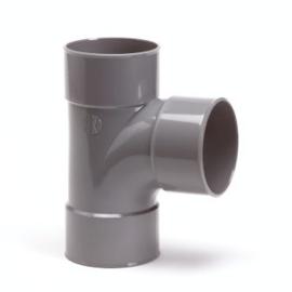 T-stuk - 3 x inwendig lijm (45° of 90°)