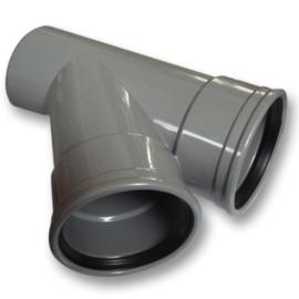 Manchet T-stuk  45° mof/spie