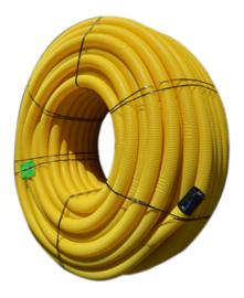 Drainagebuis ongeperforeerd diameter 60 mm.