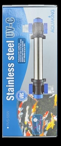 AquaKing RVS UV 55 W