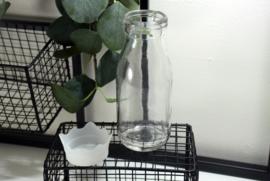 Melkflesje met dop - vanaf 10 stuks
