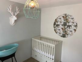 Babykamer van Hendrik