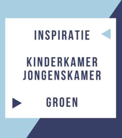 Inspiratie: kinderkamer groen - Jongenskamer groen
