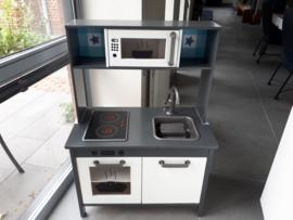 Ikea keukentje van Kees