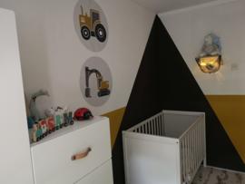 Kinderkamer van Charlotte