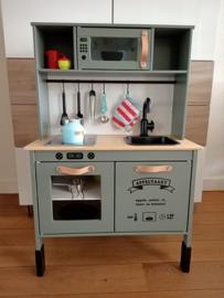 Ikea keukentje van Daphne