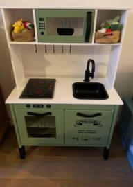Ikea keukentje van Femke