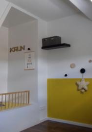 Poster kinderkamer Krijn