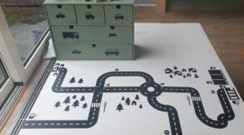 Autobaan speeltafel van Lisa