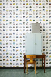 Auto behang Studio Ditte