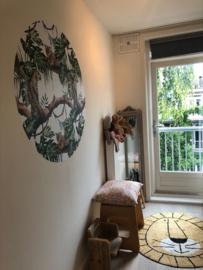 Jungle kamer van Laura