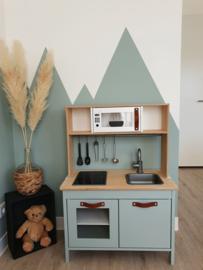 Ikea keukentje van Nikita