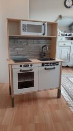 Ikea keukentje van Bianca