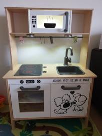 Ikea keukentje van Debby